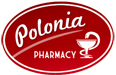 Polonial Pharmacy located next to polish Family Health Care centre in Dublin